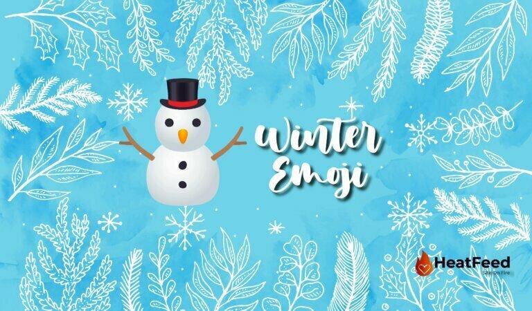 ⛄ Winter Emoji